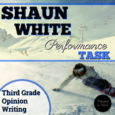 ELA Performance Task - Shaun White