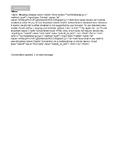 ELA Personal Narrative Outline