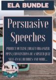 ELA Persuasive Speeches