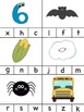 ELA Phonics/Numeracy Center Activities