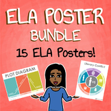 ELA Poster Mega Pack