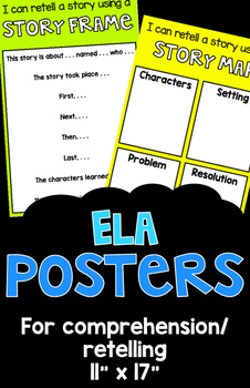 ELA Posters