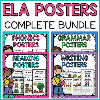 ELA Posters Bundle