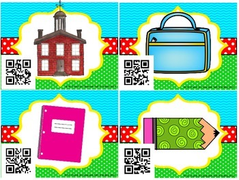 ELA Printables, Centers, and Craftivity for: If You Take a Mouse To School