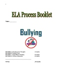 ELA Process Booklet for High School Students theme: Bullying