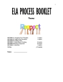 ELA Process Booklet on the theme of RESPECT