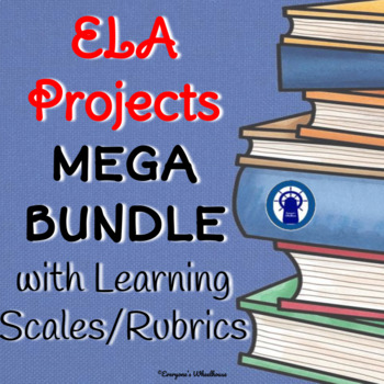 ELA Projects Mega Bundle