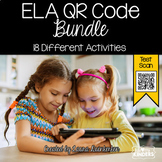 ELA QR Code Activity Bundle