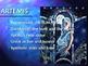ELA READING: Novel Study Intro THE LIGHTNING THIEF PowerPoint