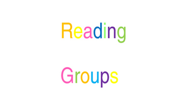 ELA/Reading Center Signs and Exit Sheet