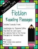 Fiction Reading Passages