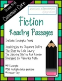 Fiction Reading Passages