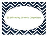 ELA/Reading Graphic Organizers
