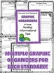 ELA Reading Informational Text: Common Core Aligned- Graphic Organizers