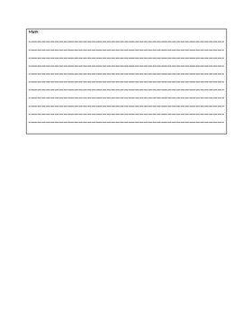 ELA/Reading/Math Data Collection Sheet