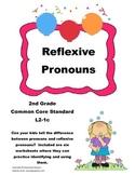 ELA - Reflexive Pronouns