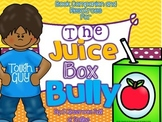 Book Companion and ELA Resources for The Juice Box Bully *Craftivity Included*
