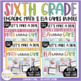 ELA Test Prep Review Game Math Review Game Science Review Game Fifth and Sixth