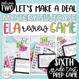 ELA Review Game for 6th Grade ELA Test Prep VERSION 2