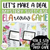 ELA Review Game for ELA Test Prep {4th and 5th Grade CCSS