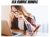 ELA Rubric Bundle