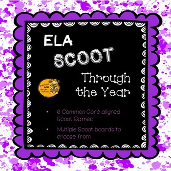 ELA Scoot Through the Year