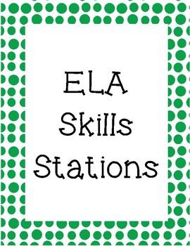 ELA Skill Stations
