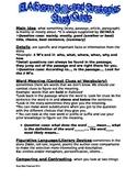 ELA Skills Study Guide