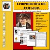 ELA/Social Studies Aligned: World War 2/Holocaust Unit