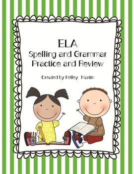 End of Year/ Summer ELA Review