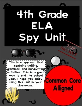ELA Spy Unit