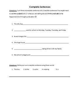 ELA Standardized Testing Practice Packet (7 practice pages, 4 different skills)