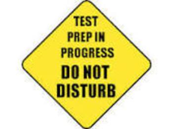 ELA Standardized Testing Retake Lesson
