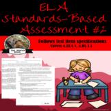 ELA Standards-Based Assessment #2