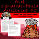 ELA Standards-Based Assessment #3