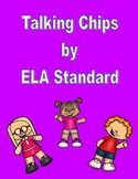 Kagan Like ELA Standards Based Talking Discussion Chips