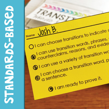 ELA Standards Exit Tickets 8