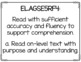 ELA Standards for Fifth Grade Georgia Standards of Excellence