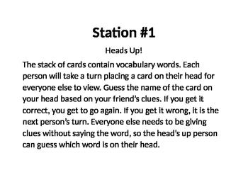 ELA Stations