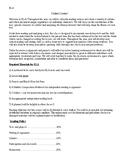 ELA Student Contract