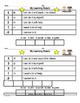 Grade 1 ELA Student/Teacher Scales