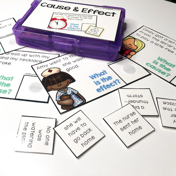 ELA Task Boxes: Set one - Primary