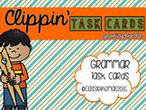 ELA Task Card Bundle {Clip Cards}
