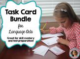 ELA Task Card Bundle