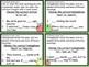 ELA Task Card 2-Set Bundle!  Homophones & Articles and Just Homophones