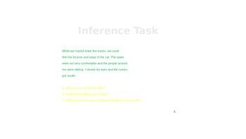 Language Arts/Reading Task Card Powerpoints Bundled
