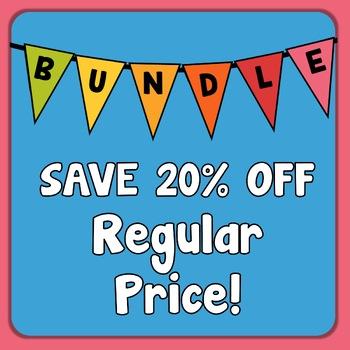 Task Card Variety Pack Bundle