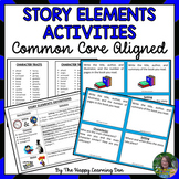 Story Elements Activities