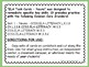 ELA Task Cards - Nouns  (Singular, Plural, Possessive and Proper)