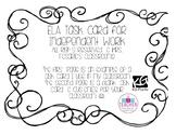 ELA Task Cards for Independent Work